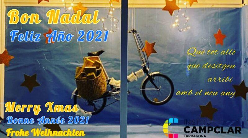Bon Nadal i Feliç 2021